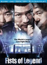 Кулак легенды (2013)