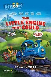Приключения маленького паровозика (2010)