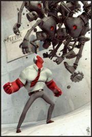 ПЛУТОН-робототехника (2010)