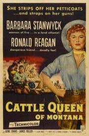 Королева скота из Монтаны (1954)