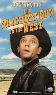 Дантист на диком западе (1968)
