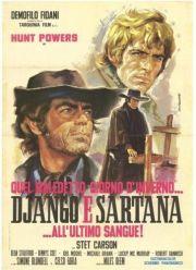 Один проклятый день в аду… Джанго встречает Сартана (1970)