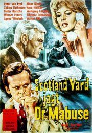 Скотланд Ярд против доктора Мабузе (1963)