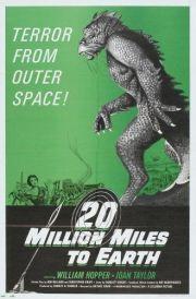 20 миллионов миль от Земли (1957)