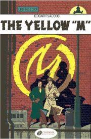 Приключения Блэйка и Мортимера: Желтая Метка (1997)