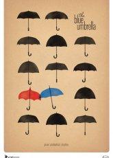 Синий зонтик (2013) смотреть онлайн в хорошем качестве