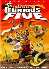 Кунг-фу Панда: Секреты неистовой пятерки (2008) смотреть онлайн в хорошем качестве