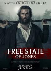 Свободный штат Джонса (2016) смотреть онлайн в хорошем качестве