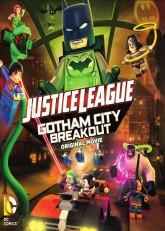 LEGO Лига справедливости: Прорыв Готэм-Сити (2016) смотреть онлайн в хорошем качестве